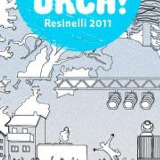 SDrino&Mc Ardimann part 1 @URCA URCA!Resinelli 16 7 2011