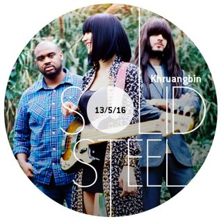 Solid Steel Radio Show 13/5/2016 Hour 2 - Khruangbin