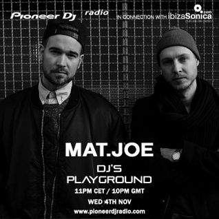 Mat.Joe - Pioneer DJ's Playground