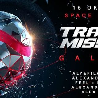 Alexander Popov @ Trancemission Galaxy (Moscow, Russia) – 15.10.2016 [FREE DOWNLOAD]