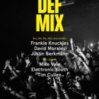 Frankie Knuckles @ Ministry Of Sound, London - 23.03.2013 - (25th Anniversary of Def Mix)
