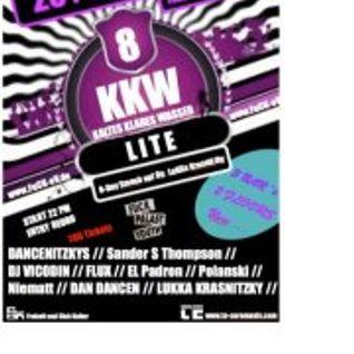 Niematt @ KKW8 Lite F.u.C.K.-Palast 20.10.2012