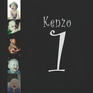 Kenzo 1st Birthdaymix