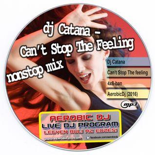 Catana - Can't stop the feeling MiniMix
