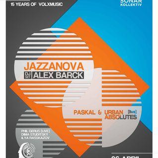 Sonar Kollektiv mix - Ilya Rasskazov