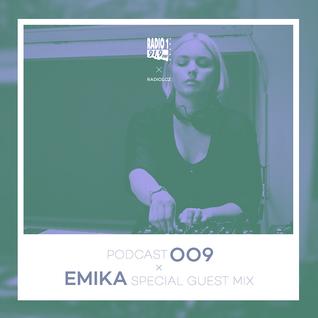 Radio 1 Prague / Podcast 009 by EMIKA (dj set @ Radio 1)
