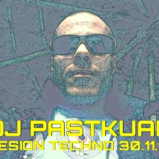 SESION TECHNO DE DJ PASTKUAL 30/11/15