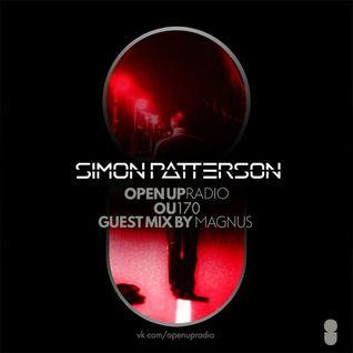 Simon Patterson - Open Up 170 (Magnus Guestmix) (05.05.2016) (1)