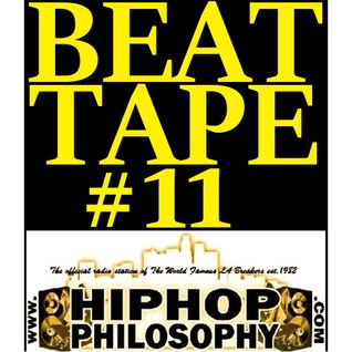 Beat Tape #11 - HipHopPhilossophy.com Radio EXCLUSIVE