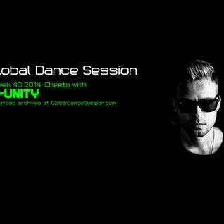 D-Unity live @ Global Dance Session (October 2014)