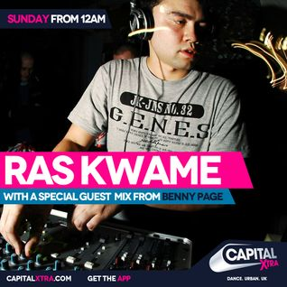 Benny Page's guest mix for Ras Kwame (17th November 2015)