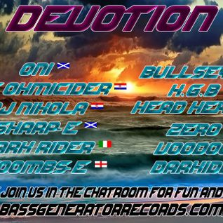 DarXide presents Bass Generator Radio Stream - Sept 30, 2012