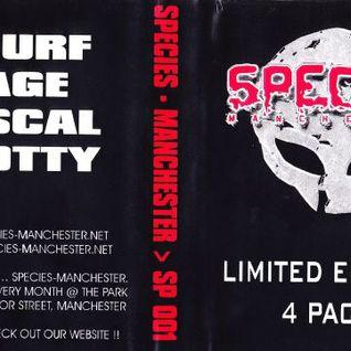 Smurf - Species SP001 , 2000