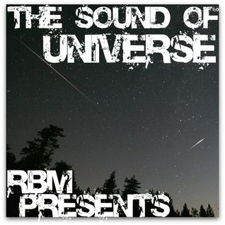 The Sound Of Universe Mixed By DJ RBM