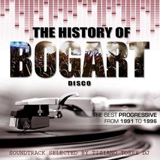 THE HISTORY OF PROGRESSIVE BOGART LT