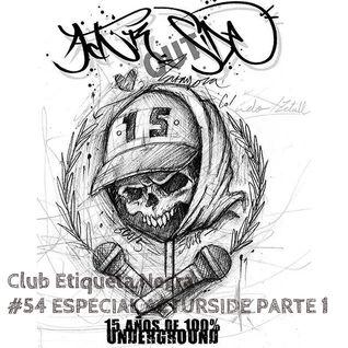 Programa 0054 Web Club Etiqueta Negra Especial ActurSide Parte 1