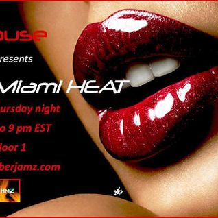 The Miami Heat show with DJ Rhouse Thursday 09.17.2015