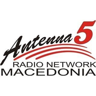 Alek Soltirov @ Antenna5 (DJ's Corner Guestmix) 13.06.2013