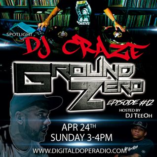 Ground Zero - Day 12 - DJ Craze