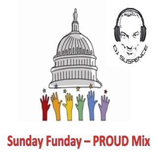 Sunday Funday - Proud Edition (Hip-Hop, Go-Go, Reggae, Latin, House, R&B,  & Old School)