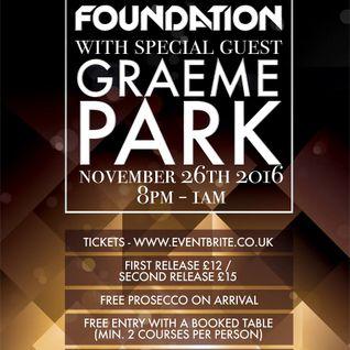 This Is Graeme Park: Foundation @ Hope & Anchor Sheffield 26NOV16 Live DJ Set