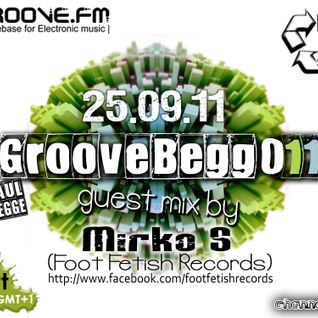 Mirko S. Exclusive Techno Set @ Groovebegg 011 ( 25.09.2011)