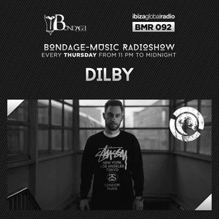 Bondage Music Radio #92 mixed by Dilby