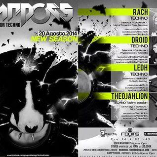 DROID@REC (Wardogs Techno Parties Special Promo)