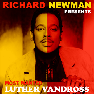 Most Wanted Luther Vandross