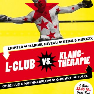 MurxXx @ L-Club vs Klangtherapie pt. II / 30.03.2012