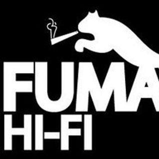 Fuma Hi-Fi at RubADub 25-8-2013 part1