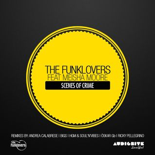 The Funklovers Feat Meisha Moore - Scene Of Crime
