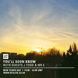 NTS 1/1/2015 w/ Special Guests J Todd & Mr E