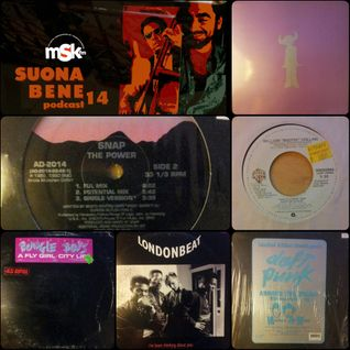 Suona Bene #14 -  Boogie and Beyond (100% vinyl)