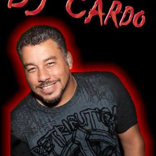 DJ CARDO - In The Mix (Volume 12)