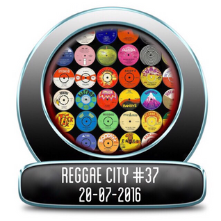 REGGAE CITY #37
