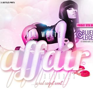 @DJ_Jukess - #AllWhiteAffair Hip-Hop and R&B Promo Mix