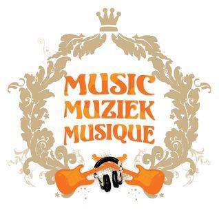 Music Muziek Musique on FM Brussel 27 May 2009