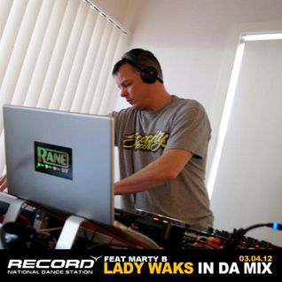 Marty_B live on Lady Waks Radio Record #172