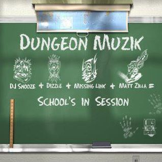 Afternoon Snooz'ology Show Feat Dungeon Muzik(DJ Snooze  & Mattzilla) Part 1