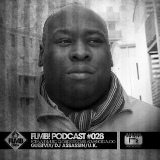 Dj Assassin FLMB Podcast Guest Mix January 2013 ( No Boundaries)