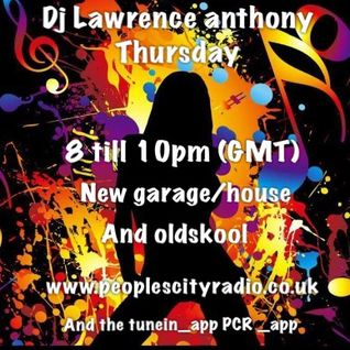 dj lawrence anthony pcr radio 30/06/16