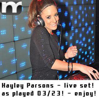 Hayley-Parsons-liveset-11-03-23-minimalstation.de