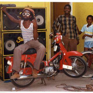 "Woody's Night Show #15 ""Special RUB-A-DUB Jamaica Jamaica Mix"""