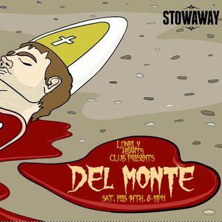 Episode 029 - Saint Valentine's Day 2015 @ Stowaway Bar - Saturday 14th Feb