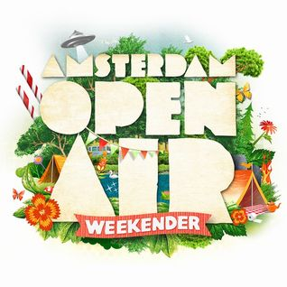 Guy Gerber @ Amsterdam Open Air 2013 (08-06-2013)