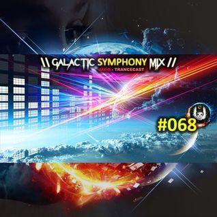 Galactic Symphony Mix #068 (Pure Tech-Trance Experience)
