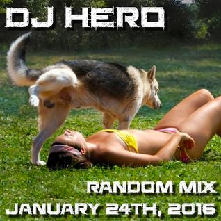 DJ Hero - Random Mix, January 24th, 2016