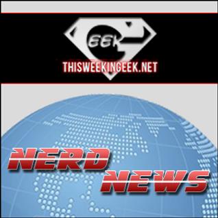 Nerd News Network episode 75 Week of Feb 12 2016