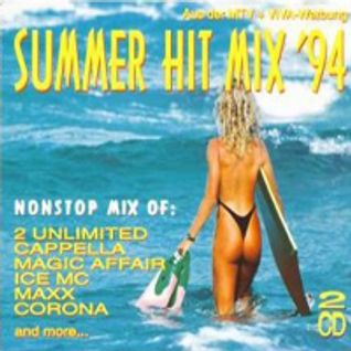 Summer Hit Mix 1994